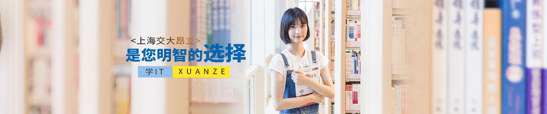 上海交大昂立IT教育