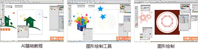 Illustrator视频教程AI课程
