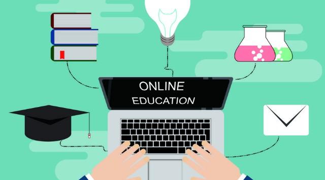 网页设计培训宣传图